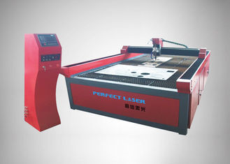 Red Automated Plasma Cutting Machine Portable Plasma Cutter 220/380V