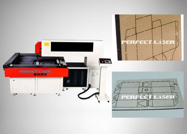 Paper Laser Die Cutting Machine 900×900mm With Cnc Professional Control System
